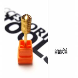Carbide bit rounded medium
