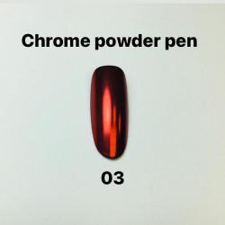 CHROME.Powder.PEN 03