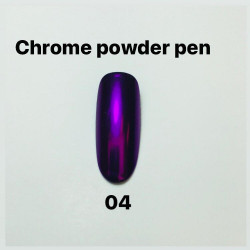 CHROME.Powder.PEN 04